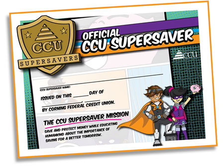CCU Supersavers Certificate